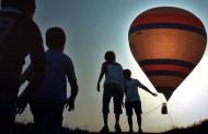 Il corso per diventare pilota di mongolfiera