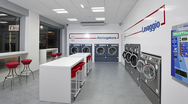 Come aprire lavanderia self service